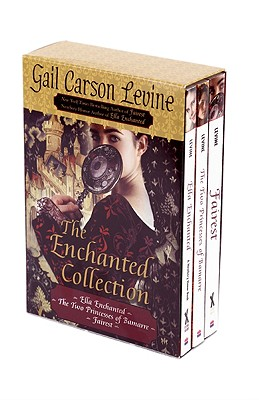 The Enchanted Collection By Levine, Gail Carson